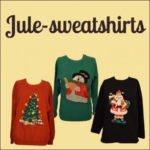Jule sweatshirts