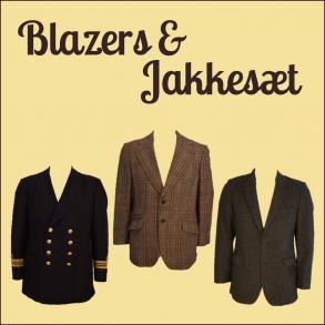 Blazers & Jakkesæt
