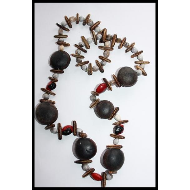 Sjov vintage halskæde