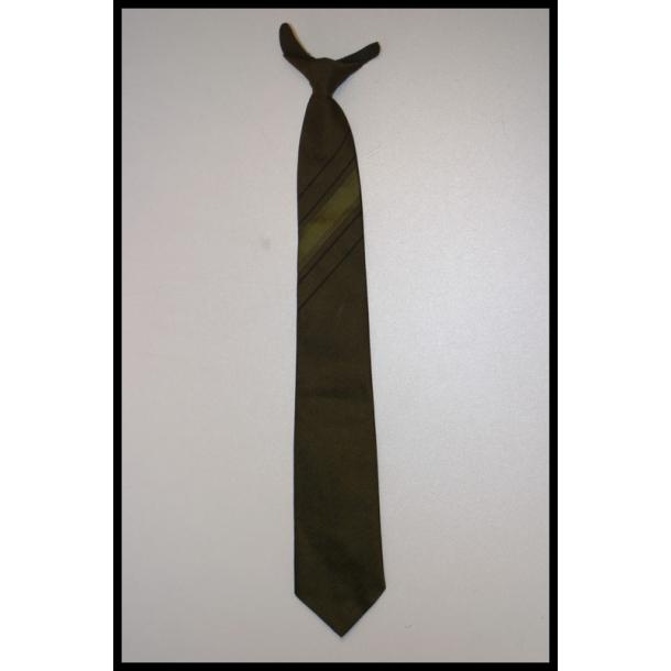 Unikt vintage klik-på-slips