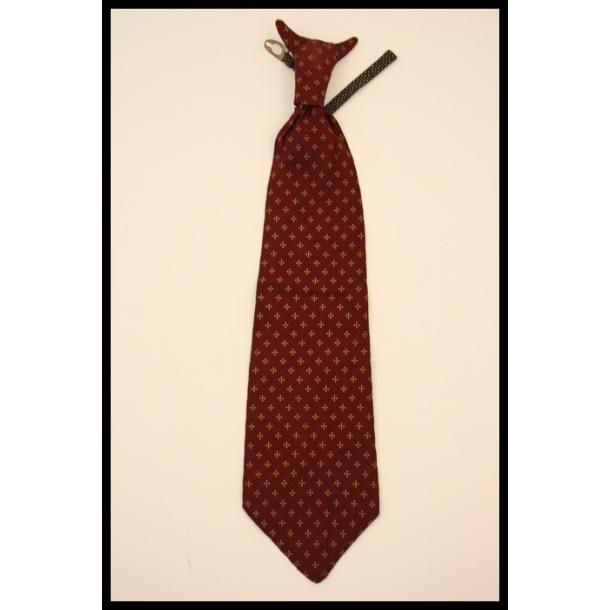 Vintage klik-på slips