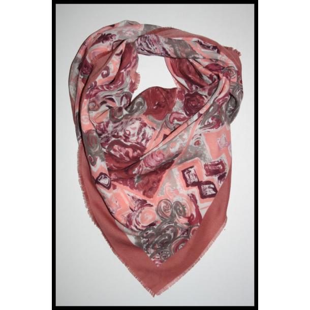Vintage tørklæde
