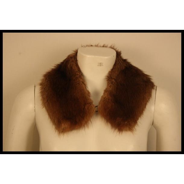 Vintage pelskrave